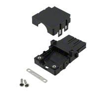 TE Connectivity AMP Connectors - 1473668-1 - CONN CBL CLAMP RECEPT 3POS (5PS)