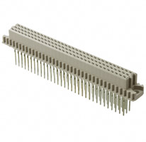 TE Connectivity AMP Connectors - 148057-5 - CONN DIN RECEPT 96POS VERT PCB