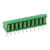 TE Connectivity AMP Connectors - 1-5164711-0 - CONN RCPT 10POS R/A 2.5MM