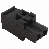 TE Connectivity AMP Connectors - 1546105-2 - TERM BLOCK PLUG 2POS 5.08MM
