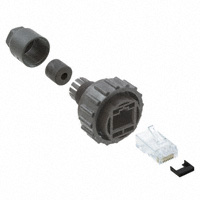 TE Connectivity AMP Connectors - 1546876-2 - CONN MOD PLUG 8P8C UNSHIELDED