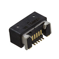 TE Connectivity AMP Connectors - 1551629-3 - SPLASH PROOF MICRO USB ASSY FOR