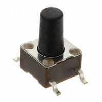 TE Connectivity ALCOSWITCH Switches - 1571563-9 - SWITCH TACTILE SPST-NO 0.05A 24V