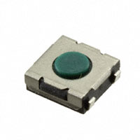 TE Connectivity ALCOSWITCH Switches - 1571625-4 - SWITCH TACTILE SPST-NO 0.05A 24V