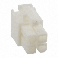 TE Connectivity AMP Connectors - 1586019-4 - CONN RCPT 4POS DUAL FREE HANGING