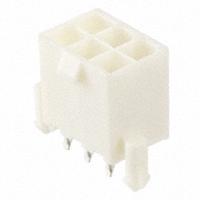 TE Connectivity AMP Connectors - 1586040-6 - CONN PIN HEADER 6POS DUAL VERT