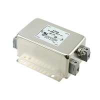 TE Connectivity Corcom Filters - 15DCF10 - LINE FILTER 80VDC 15A CHASS MNT