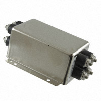 TE Connectivity Corcom Filters - 6609074-1 - LINE FILTER 80VDC 15A CHASS MNT