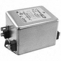 TE Connectivity Corcom Filters - 3-1609037-1 - LINE FILTER 250VAC 15A CHASS MNT
