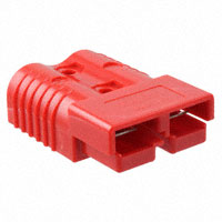 TE Connectivity AMP Connectors - 1604037-3 - CONN HOUSING 2POS RED