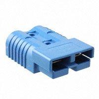 TE Connectivity AMP Connectors - 1604037-5 - CONN HOUSING 2POS BLUE