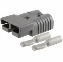 TE Connectivity AMP Connectors - 1604044-4 - CONN PLUG 2POS IN-LINE CRIMP