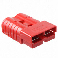 TE Connectivity AMP Connectors - 1604050-3 - CONN HOUSING 2POS RED