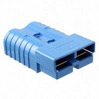 TE Connectivity AMP Connectors - 1604050-5 - CONN HOUSING 2POS BLUE