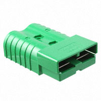 TE Connectivity AMP Connectors - 1604050-6 - CONN HOUSING 2POS GREEN