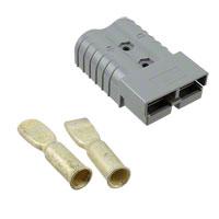 TE Connectivity AMP Connectors - 1604059-4 - CONN PLUG 2POS IN-LINE CRIMP