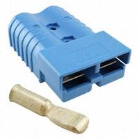 TE Connectivity AMP Connectors - 1604059-5 - CONN PLUG 2POS IN-LINE CRIMP