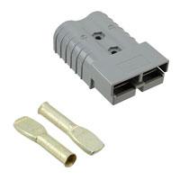 TE Connectivity AMP Connectors - 1604060-4 - CONN PLUG 2POS IN-LINE CRIMP