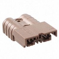 TE Connectivity AMP Connectors - 1604342-1 - CONN HOUSING 2POS BROWN