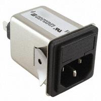 TE Connectivity Corcom Filters - 1609988-3 - PWR ENT MOD RCPT IEC320-C14 PNL