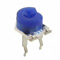TE Connectivity Passive Product - 416PA102M - TRIMMER 1K OHM 0.2W TH