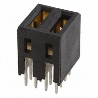 TE Connectivity AMP Connectors - 1-6450869-3 - MBXLE VERT RCPT 2P