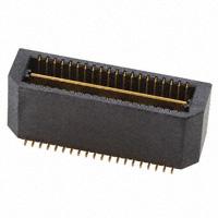 TE Connectivity AMP Connectors - 1658014-1 - CONN PLUG 40POS VERT .8MM SMD
