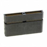 TE Connectivity AMP Connectors - 1658019-2 - CONN PLUG 80POS 0.8MM SMD GOLD