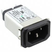 TE Connectivity Corcom Filters - 1-6609005-5 - PWR ENT RCPT IEC320-C14 PANEL QC