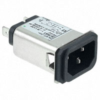 TE Connectivity AMP Connectors - 1-6609008-7 - PWR ENT RCPT IEC320-C14 PANEL QC