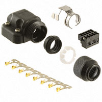 TE Connectivity AMP Connectors - 1674320-1 - CONN RCPT I/O ENCODER CABLE GOLD