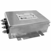 TE Connectivity Corcom Filters - 16AYA6A - LINE FILTER 16A CHASSIS MOUNT