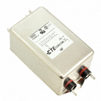 TE Connectivity Corcom Filters - 7-1609097-8 - LINE FILTER 250VAC 16A CHASS MNT