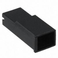 TE Connectivity AMP Connectors - 171809-2 - CONN RCPT HSG 0.25 1POS BLACK