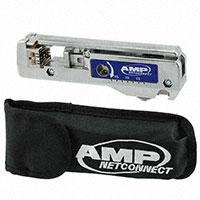 TE Connectivity AMP Connectors - 1725150-1 - TOOL HAND CRIMPER MODULAR SIDE