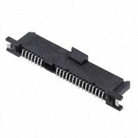 TE Connectivity AMP Connectors - 1735284-5 - SATA BACKPLANE RCPT VERT SMD