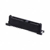 TE Connectivity AMP Connectors - 1735539-2 - SLIMLINE SATA RECPT VERTICAL SMT