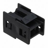 TE Connectivity AMP Connectors - 174137-1 - CONN COUPLER RCPT DNP-DNP DUPLEX