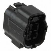 TE Connectivity AMP Connectors - 174257-2 - CONN PLUG HOUSING 4POS BLACK