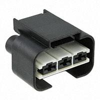 TE Connectivity AMP Connectors - 1743271-2 - SPT 3P PLUG ASSY BLK