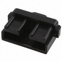 TE Connectivity AMP Connectors - 1744077-1 - ACCESSORY DUST COVER BLACK