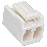 TE Connectivity AMP Connectors - 1744416-2 - 2 POS EP II HSG, GLOW WIRE