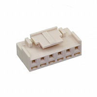 TE Connectivity AMP Connectors - 1744416-6 - 6 POS EP II HSG, GLOW WIRE