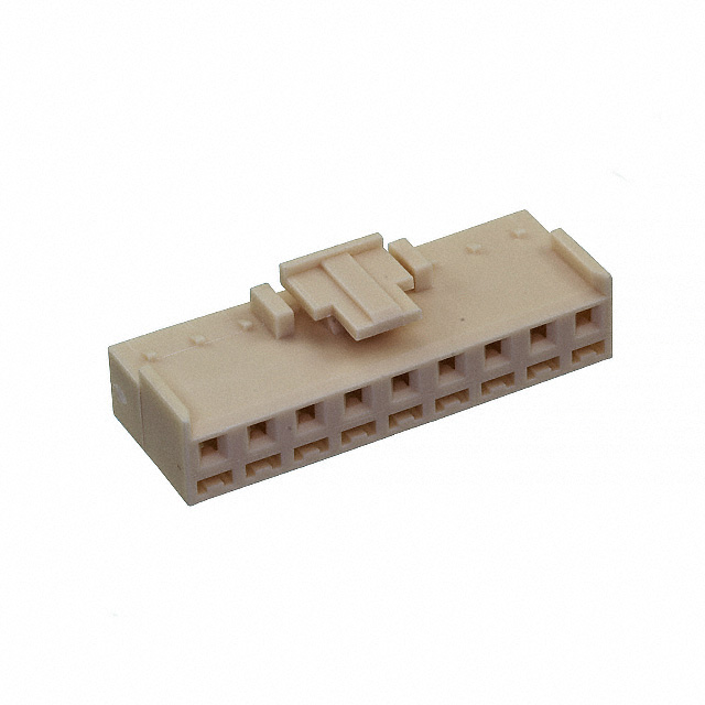 TE Connectivity AMP Connectors - 1744416-9 - 9 POS EP II HSG, GLOW WIRE
