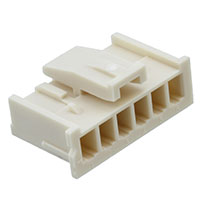 TE Connectivity AMP Connectors - 1744417-6 - 6 POS EP 2.5 HSG, GLOW WIRE