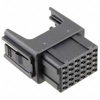 TE Connectivity AMP Connectors - 1747365-1 - DYNAMIC D-2800 REC HSG 30P WITH
