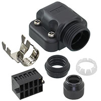 TE Connectivity AMP Connectors - 1747464-1 - CONN ENCODER CABLE I/O KIT GOLD
