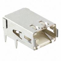 TE Connectivity AMP Connectors - 1761072-2 - CONN RECEPT 7POS HSSDC2 SMT R/A