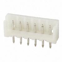 TE Connectivity AMP Connectors - 177537-6 - CONN HEADER 6POS VERT 2.5MM T/H