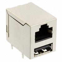TE Connectivity AMP Connectors - 1-1775855-1 - CONN MOD JACK 8P8C R/A SHIELDED